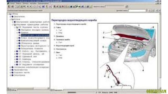 Phần mềm tra cứu Audi Elsa 3.2015
