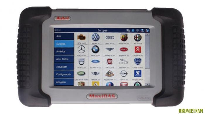 Máy đọc lỗi đa năng Autel MaxiDAS DS708 Scanner