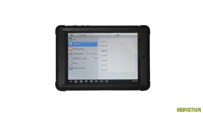 Máy đọc lỗi đa năng Autel Maxisys Mini MS905
