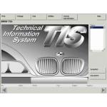 Phần mềm tra cứu BMW TIS 12.2007