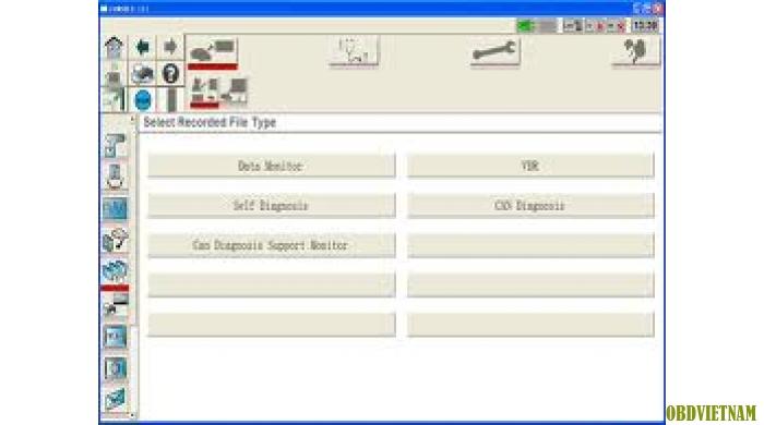 Phần mềm chẩn đoán  Nissan Consult III 9.21