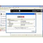 Phần mềm chẩn đoán DDDE NEXIQ V7.08