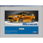 Phần mềm tra mã phụ tùng FORD MICROCAT 11/2014