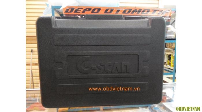 Thiết bị đọc lỗi ô tô chuyên nghiệp G-SCAN 2 (Full kit)