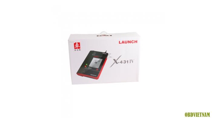Máy đọc lỗi đa năng Launch X431 IV GX4 Original Auto Scanner Globle update online