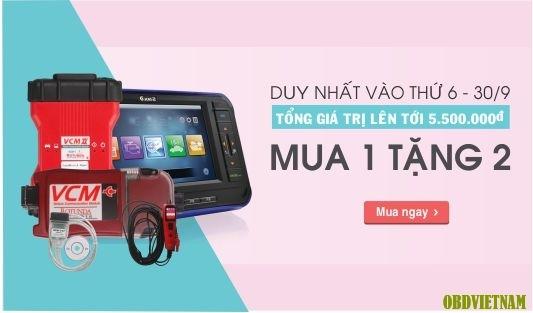 Tuần này OBD Việt Nam ưu đãi gì cho bạn ?